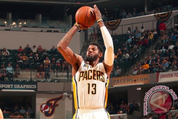 Paul George dikabarkan sampaikan keinginan tinggalkan Pacers