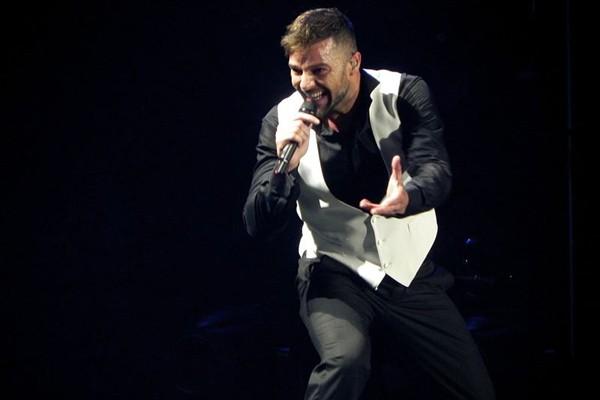 Usai Tunangan, Ricky Martin Rencanakan Konser Di Vegas