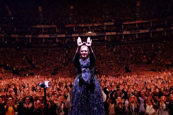 Adele Tak Ingin Gelar Tur Konser Lagi