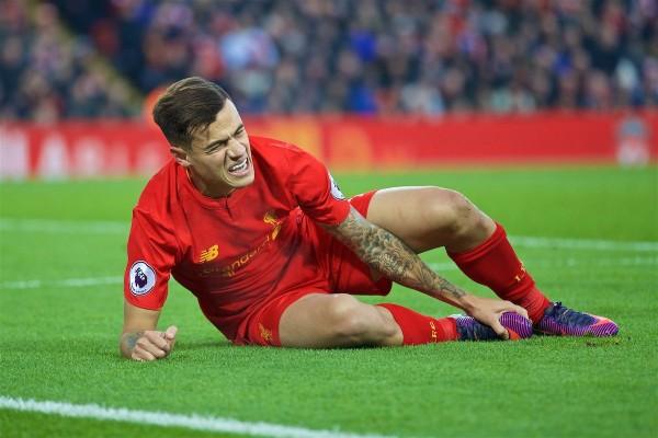 Liverpool bentengi Coutinho dari incaran PSG