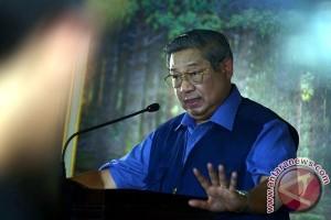 SBY pesimistis demo di rumahnya diusut tuntas