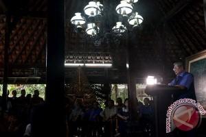 Susilo Yudhoyono berkomentar soal keadaan belakangan ini