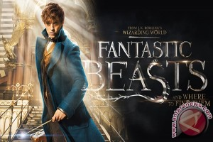 """Fantastic Beasts"" tembus 500 juta dolar AS"