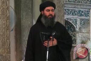 """Bos ISIS Abu Bakr al-Baghdadi """"bernyanyi"""", sesumbar akan menang"""