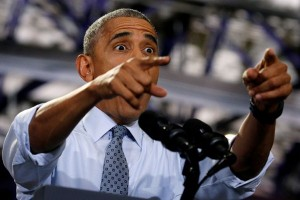 Obama sanksi Rusia karena intervensi Pemilu 2016