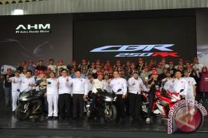 All New Honda CBR250RR mulai diproduksi di Karawang