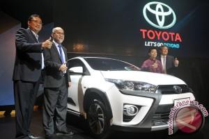 Peluncuran Toyota New Yaris Heykers
