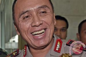 Polisi jamin aman pemungutan suara putaran kedua Pilkada DKI