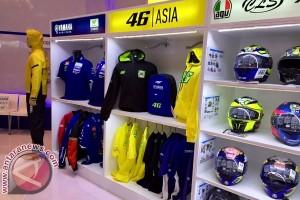 Aksesori Valentino Rossi didiskon selama IMOS 2016