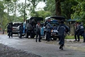 Menteri: pemerintah Myanmar akan ambil alih desa-desa yang terbakar