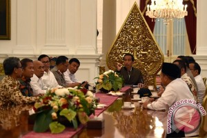Presiden pimpin rakor bahas situasi pasca-demonstrasi