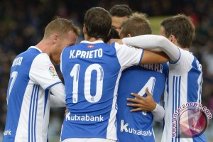 Klasemen Liga Spanyol, persaingan tiga besar kian ketat