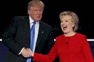 Kampanye Trump-Clinton akan dijadikan serial TV