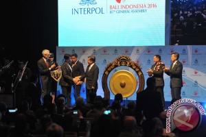 Sidang Interpol hasilkan strategi berantas kejahatan transnasional