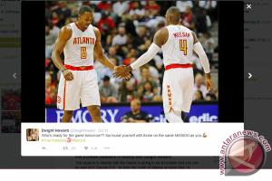 "Dwight Howard, si ""mentor"" Houston Rockets"