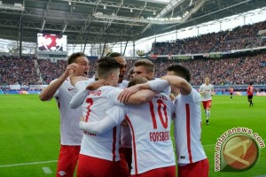 Klasemen Bundesliga, Bayern Muenchen teratas Leipzig kedua