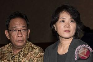 Suami istri penyuap Irman Gusman divonis 2,5-3 tahun penjara