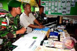 Uang Palsu Di Perbatasan RI-PNG