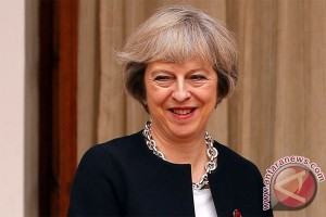 PM Inggris teken surat yang akan memulai Brexit