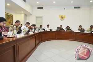Presiden Jokowi minta pelaksanaan pembangunan di Papua terpadu