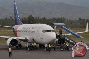 Sriwijaya Air terbangi Jeddah 2017