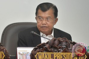 Wapres prihatin penegak hukum tertangkap OTT KPK