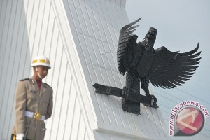 ANTARA Doeloe : Peresmian Taman makam Pahlawan Kalibata