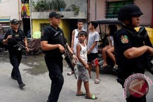 Kepolisian Nasional Filipina tetap beli senjata dari Amerika Serikat