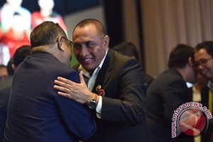 Edy Rahmayadi resmi jadi Ketua Umum PSSI