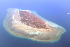 ANTARA Doeloe : pulau Kambing pusat penyakit lepra
