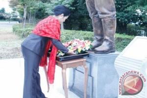 Cucu Soekarno bicara nasionalisme di Universitas Tokyo