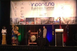 Indonesia Business Summit 2016 di Australia
