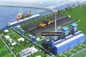 PLTU Batang to be operational in 2020