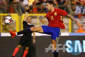 Del Bosque menyesal acuhkan Vitolo saat Euro