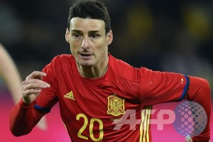 Aduriz pencetak gol tertua untuk Spanyol