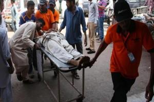 40 orang tewas akibat bom bunuh diri di Pakistan