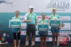 Karyawan FIFGroup juarai lomba lari Astra