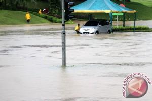 Banjir Deltamas Cikarang
