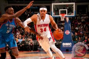 Rangkuman pertandingan NBA