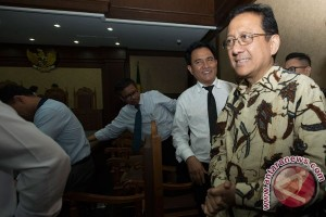 Yusril: KPK tidak memenuhi hak Irman untuk melaporkan gratifikasi