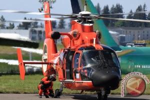 PT DI serahkan helikopter AS365 Dauphin N3+ ke Badan SAR Nasional
