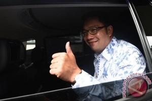 Ridwan Kamil beri sinyal ada partai merapat