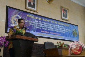 Mahyuddin :  Ahok perlu ditatar Sosialisasi Empat Pilar MPR