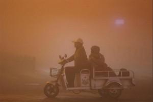 China umumkan kota yang gagal atasi polusi asap
