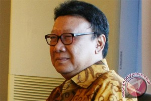 Mendagri: IPDN ikut Wamil untuk bantu TNI