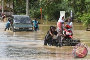 Banjir luapan sungai kembali menerjang Aceh