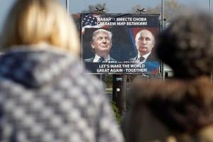 Putin dan Trump dukung normalisasi hubungan AS-Rusia