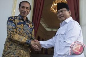 "Prabowo kukuhkan Jokowi sebagai ""Pendekar Utama"""