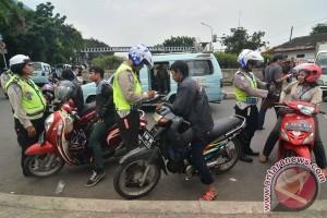 Operasi Zebra di Bekasi tindak 3.196 pelanggar
