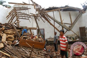Dampak Gempa Malang
